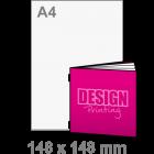 Vierkant Brochure drukken