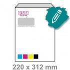 EA4 Envelop maken - venster links