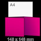 Folder Drieluik 148x148