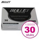 Bullet doos à 30 stuks