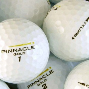 Golfballen bedrukken - Pinnacle Gold Mix AA klasse