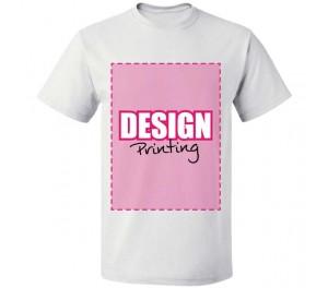 T-shirt bedrukken: Voorkant