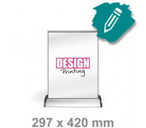 Roll-up banner - A3