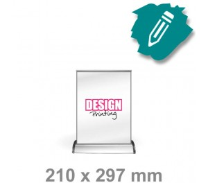 Roll-up banner - A4