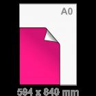 A1 Sticker printen
