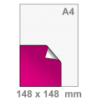 Vierkant groot Sticker printen