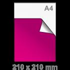 Vierkant XL Sticker printen